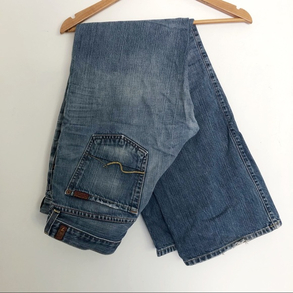 7 For All Mankind Other - 7 For All Mankind | relaxed fit jeans 31x32